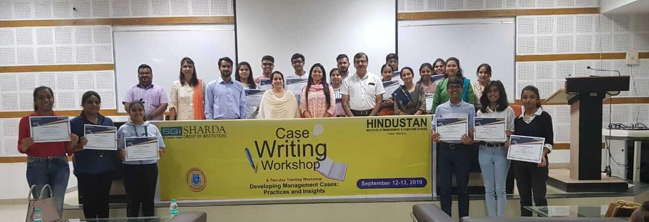 Case Writing Workshop