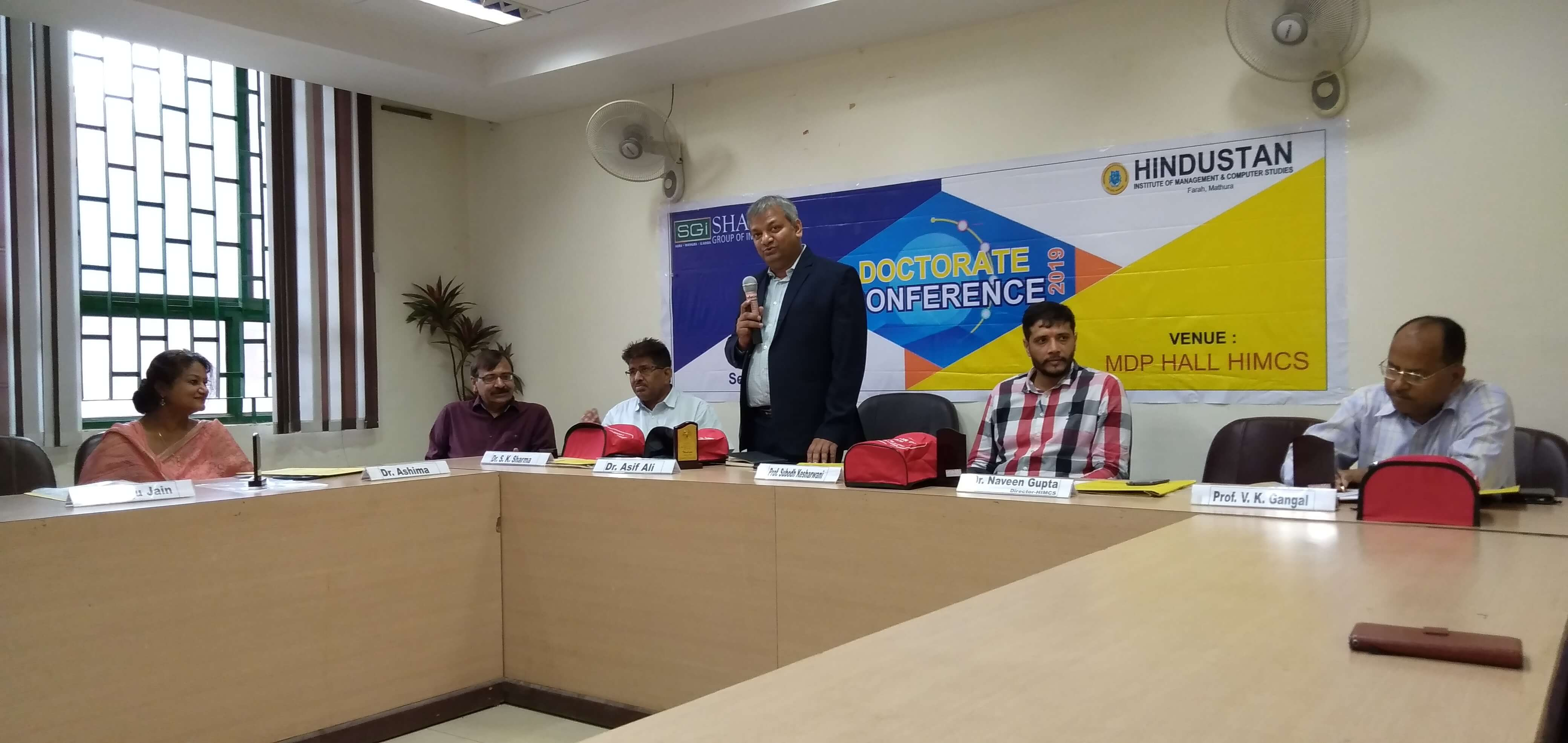 Doctoral Conference