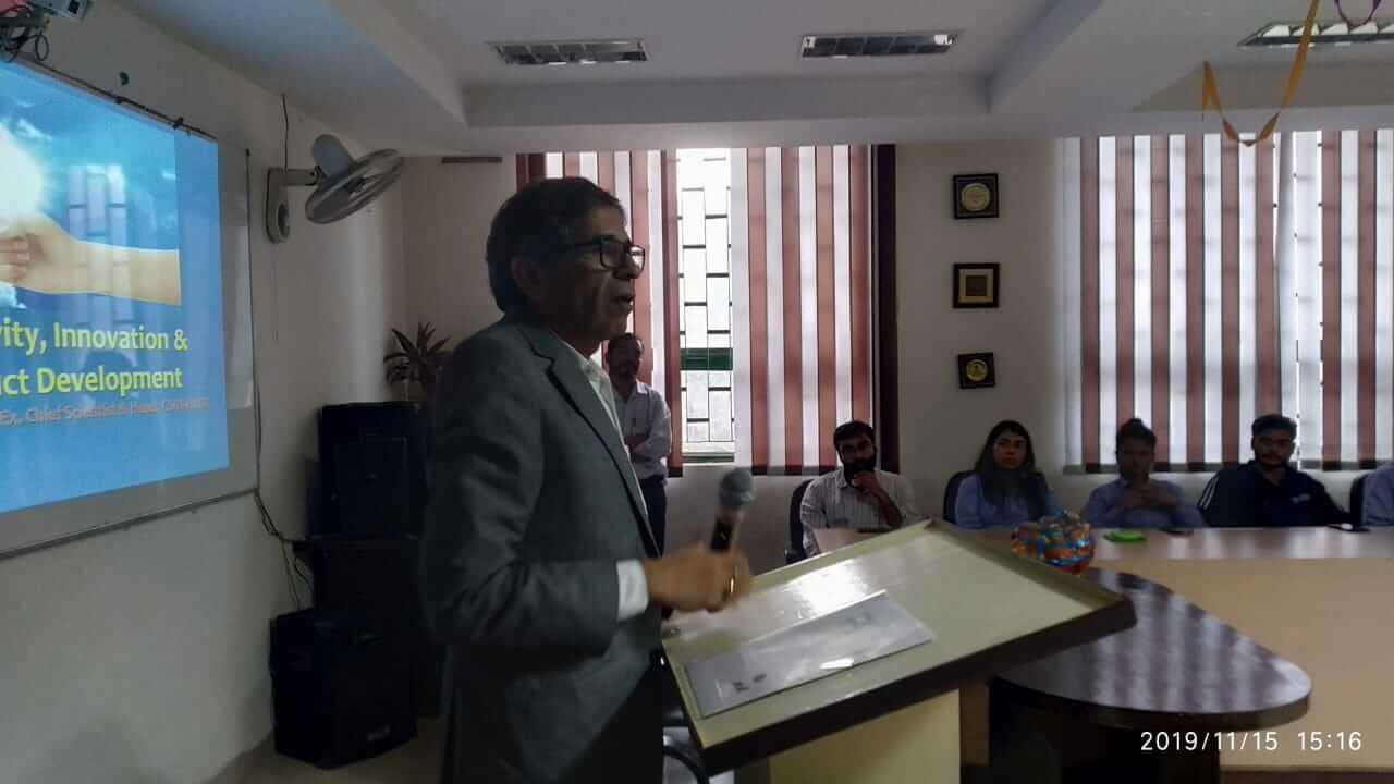 Dr. Manu Saxena Talk