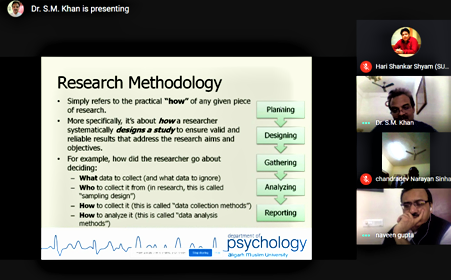 7 days Online National Workshop on Research Methods & Data Analytics with SPSS @ HIMCS